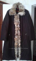 Пальто с поясом Италия.