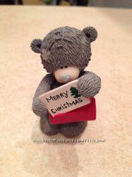 Коллекционная керамическая фигурка Teddy Me To You