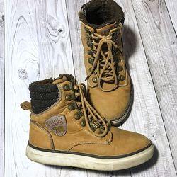 Ботинки, хайтопы, черевики с утеплением