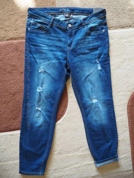 Женские джинсы C&A 42 размер европейский 31-32