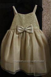 Шикарное платье Princess Faith р. 2 года.