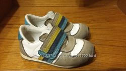 СКИДКА  Кожаные кроссовки Tiflani, унисекс