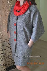 Шерстяное пальто Польша 2000грн