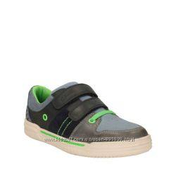 Новые кожаные кроссовки р. 24 Clarks Великобритания