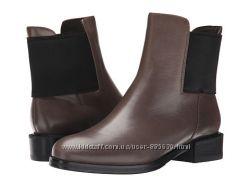 Новые кожаные ботинки Clarks р. 39 Великобритания