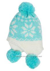 Новая теплая шапка Thinsulate на 7-10лет из Великобритании