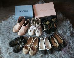 BLUMARINE SIMONETTA DG Armani наша брендовая обувь на девочку 18-19, 5см