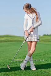 Pomp de Lux Hilfiger Ralph Lauren Diesel  Яркое лето на девочку 6-8л.
