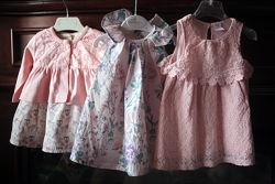 Dior Kenzo Mayoral Next Красивые летние платьица малышке
