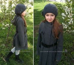 WOJCIK ZARA GULLIVER NEXT Наши элегантные осенние пальто на 8-10лет