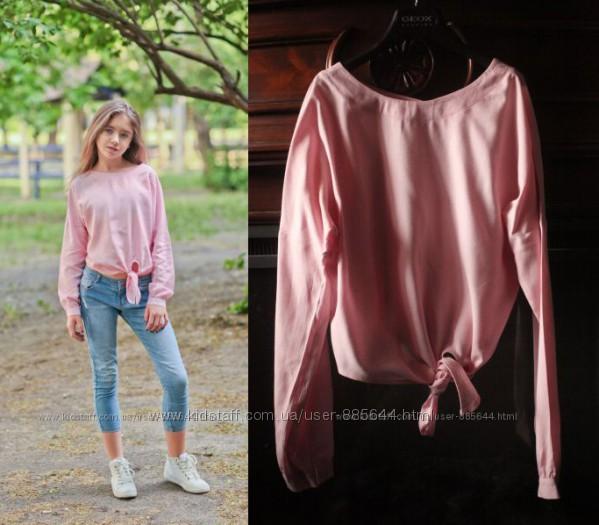 Artigli Zara NEXT FunFun HM красивейшие блузочки 9-10л.