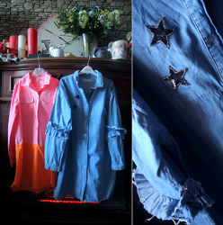 Pomp de Lux MANGO Zara IKKS Guess Benetton наши демисезонные платья 11-13л.