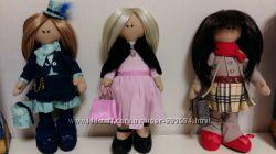Декор куклы хэнд мэйд