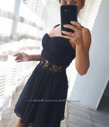 Красивое нарядное платье р. s