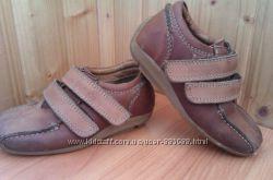 Шикарные кожаные туфли Next