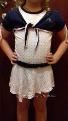 Сарафан, платье, болеро