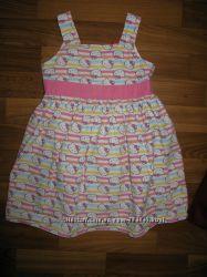 фирменные юбки, платья и сарафаны на 1-3 года в отличном состоянии ч 4