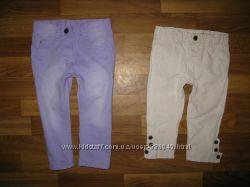 джинсы и штаны девочке на 1-3 года  ч 5