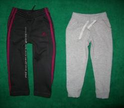 спортивные штаны,  бриджи на 1-3 года  ч 1