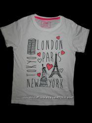футболки девочке на 9-14 лет