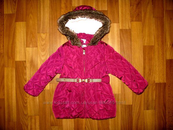 верхняя одежда девочке на 1-3 года часть 2