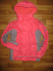 фирменные куртки девочке на 9-11 лет