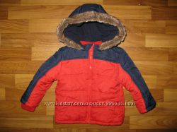 фирменные куртки, пальто  мальчику на 1-3 года