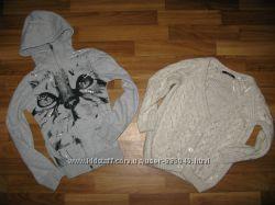 фирменные кофты, свитера, свитшоты, регланы на 3-6 лет в отл состоянии ч 2