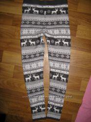 джинсы, штаны, спортивные штаны, лосины  девочке на 6-9 лет