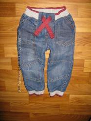 фирменные джинсы, спортивные штаны, шорты на 1-3 года в отл состоянии ч 2