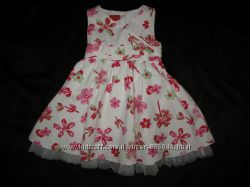 фирменные платья и сарафаны на 1-3 года в отличном состоянии ч2
