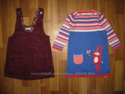 фирменные платья и сарафаны на 1-3 года  ч2