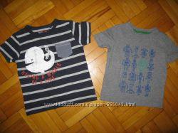 рубашки, шведки и футболки мальчику до 3 лет