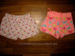 шорты и бриджи девочке на 3-6 летч 3