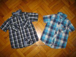 фирменная одежда на мальчика  3-6 лет в отличном состоянии ч 2