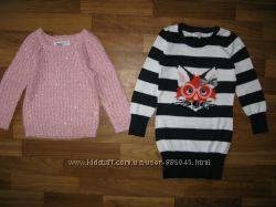фирменные кофты, свитера, свитшоты, регланы на 3-6 лет в отл состоянии ч 3