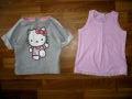 фирменные футболки, майки и туники на 3-6 лет часть 4