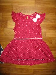 фирменные  платья и сарафаны девочке 1-3 года в отл состоянии ч 3