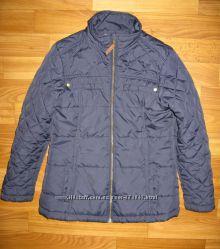 фирменные куртки и джинсовый пиджак на 6-9 лет ч 1