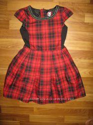 фирменные платья, сарафаны и юбки на 6-14 лет