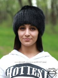 Натуральная шапка