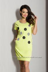 Піжами, нічні сорочки для жінок KEY CORNETTE весняні моделі