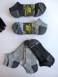 Махровые носки от skechers, оригинал  39-43 размера. три пары в наборе