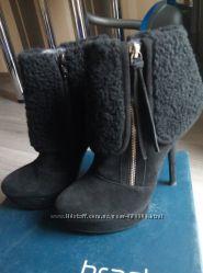 Новые ботинки ботильены Braska