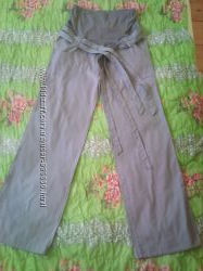 Летние брюки Alegri для стильных и мобильных будущих мам, размер S