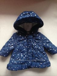 Очаровательная демисезонная курточка для малышки Bambini