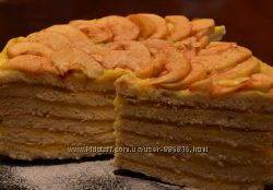 Торт Сладкоежка низкокалорийный