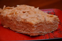 Торт Наполеон, домашнего приготовления