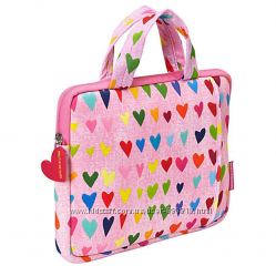 Стильная сумка для ноутбука планшета Agatha Ruiz De La Prada