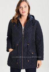 Новая непромокаемая куртка Evans, р. 58-60 лёгкая деми парка ветровка
